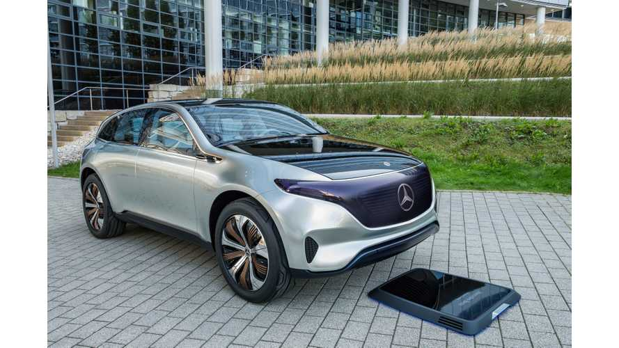 Mercedes' Bremen Factory Will Build Automaker's First EQ Electric Vehicle, Arrives In 2019