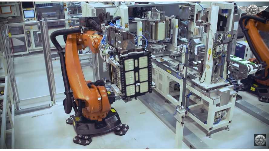 Watch Deutsche Accumotive Battery Production