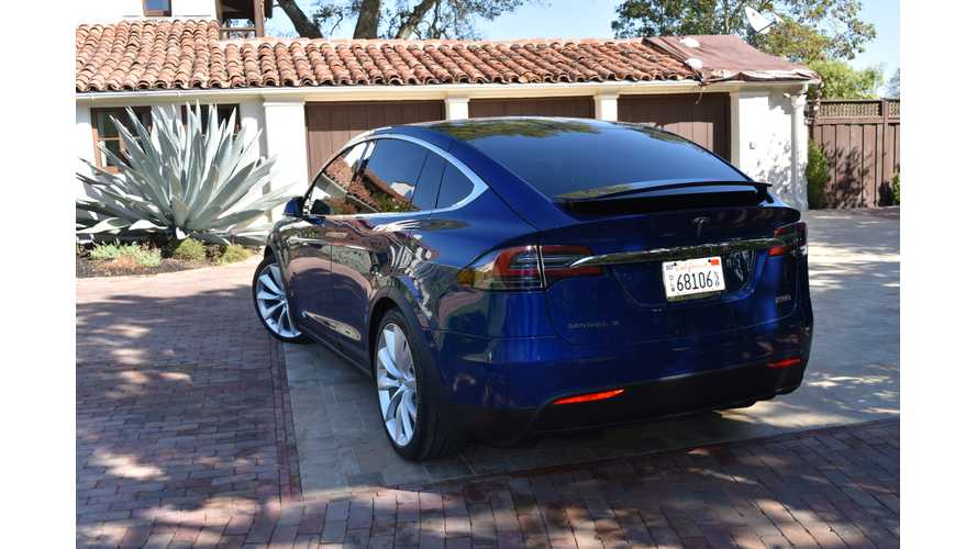 Long-Term Owner's Review Of Tesla Model X