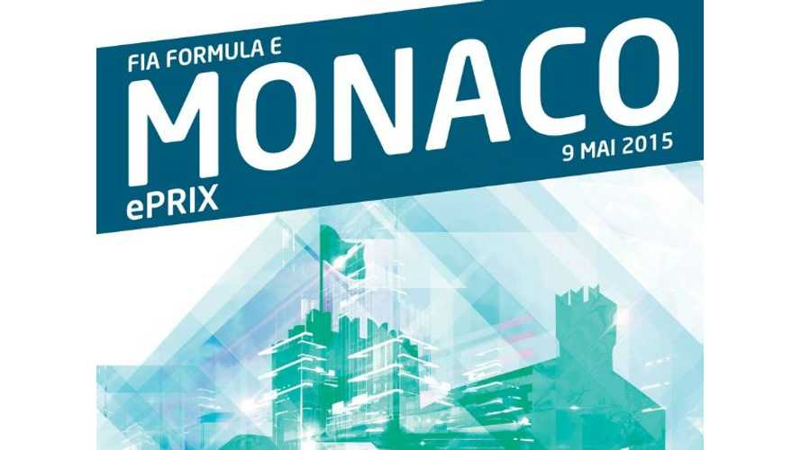 Formula E Monaco Race - Saturday May 9