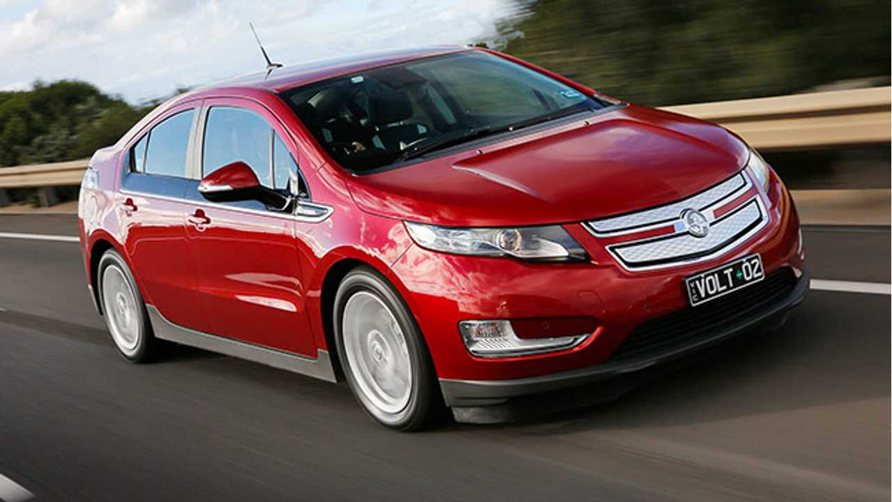 2016 Chevrolet Volt Will Not Be Sold In Australia Or Europe