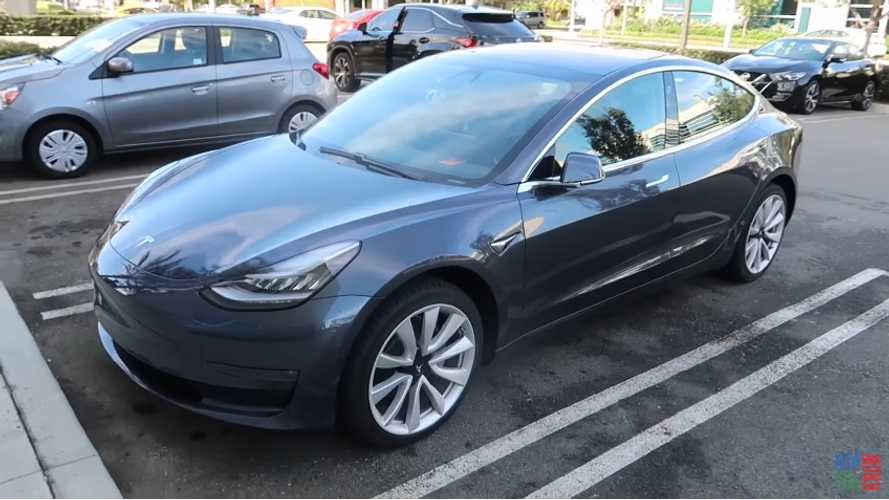 Tesla Model 3 (source: Now You Know)
