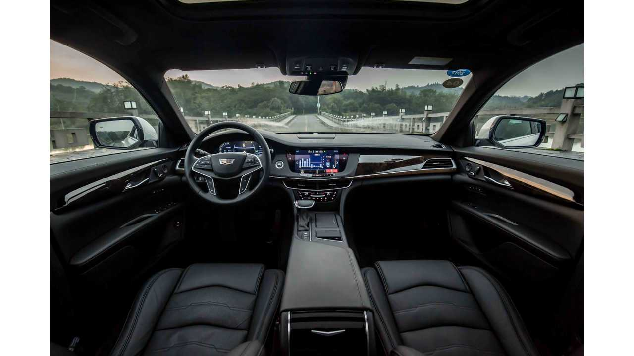 The Cadillac CT6 Plug-In