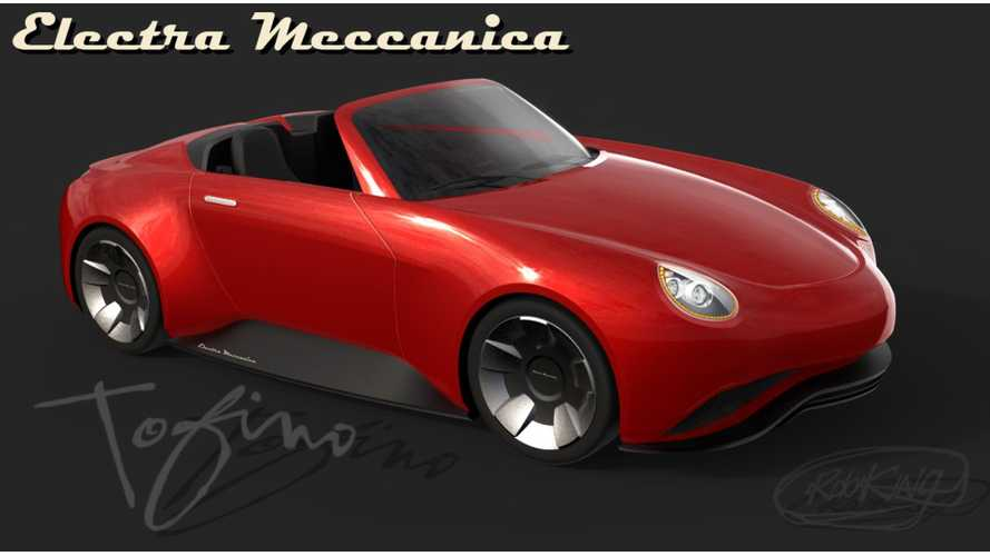 Electra Meccanica Shows Off Electric Roadster With 250-Mile Range, Starting Price of $37,000