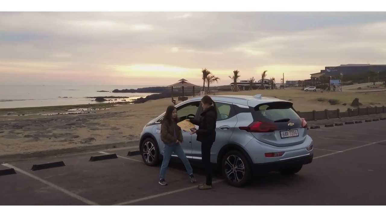 Bjørn Nyland Takes Chevrolet Bolt 292 Miles On A Single Charge - Video