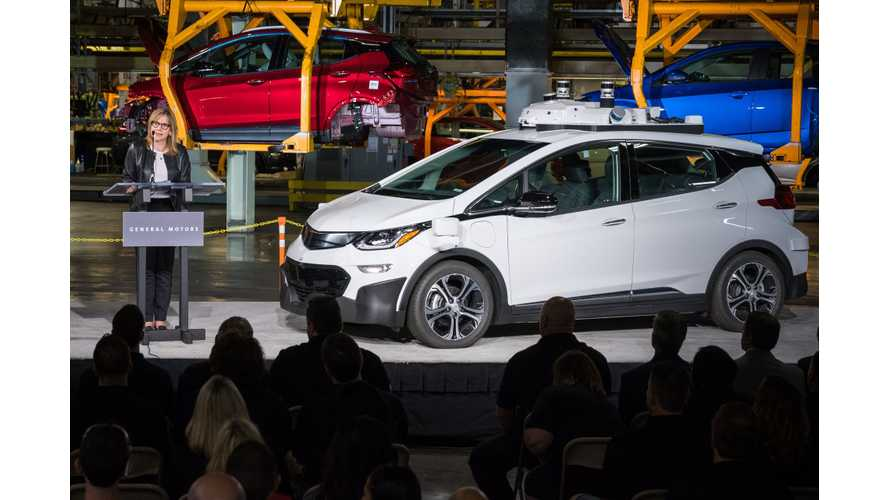 Chevrolet Bolt EV Sales Strengthen Slightly In June, Chevy Volt Lower