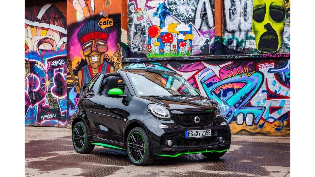 Smart Fortwo Cabriolet Electric Drive Test Drive Finds Nothing Else Like It - Video