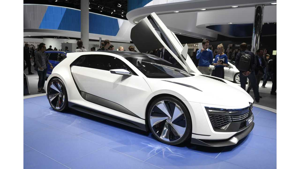 Volkswagen Hints At An Electric Class In World Rallycross