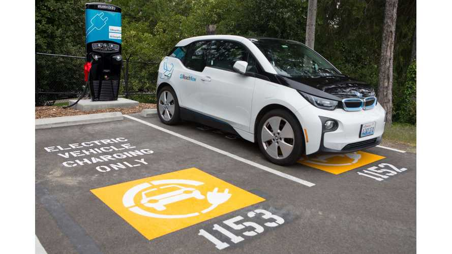 BMW's ReachNow Light And Charge Comes To Seattle