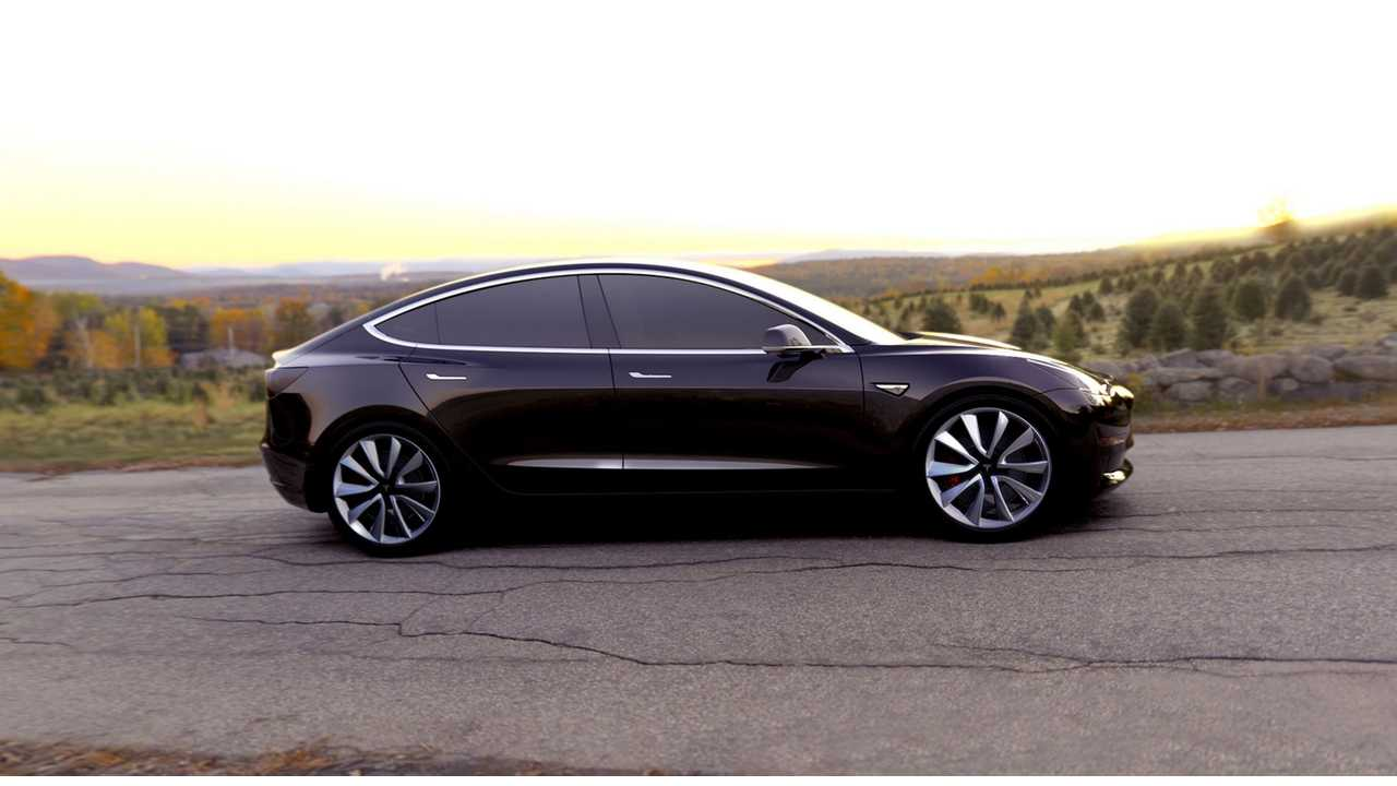Tesla stock is on a consistent upswing as the automaker is preparing to begin test production of its Model 3 on February 20.