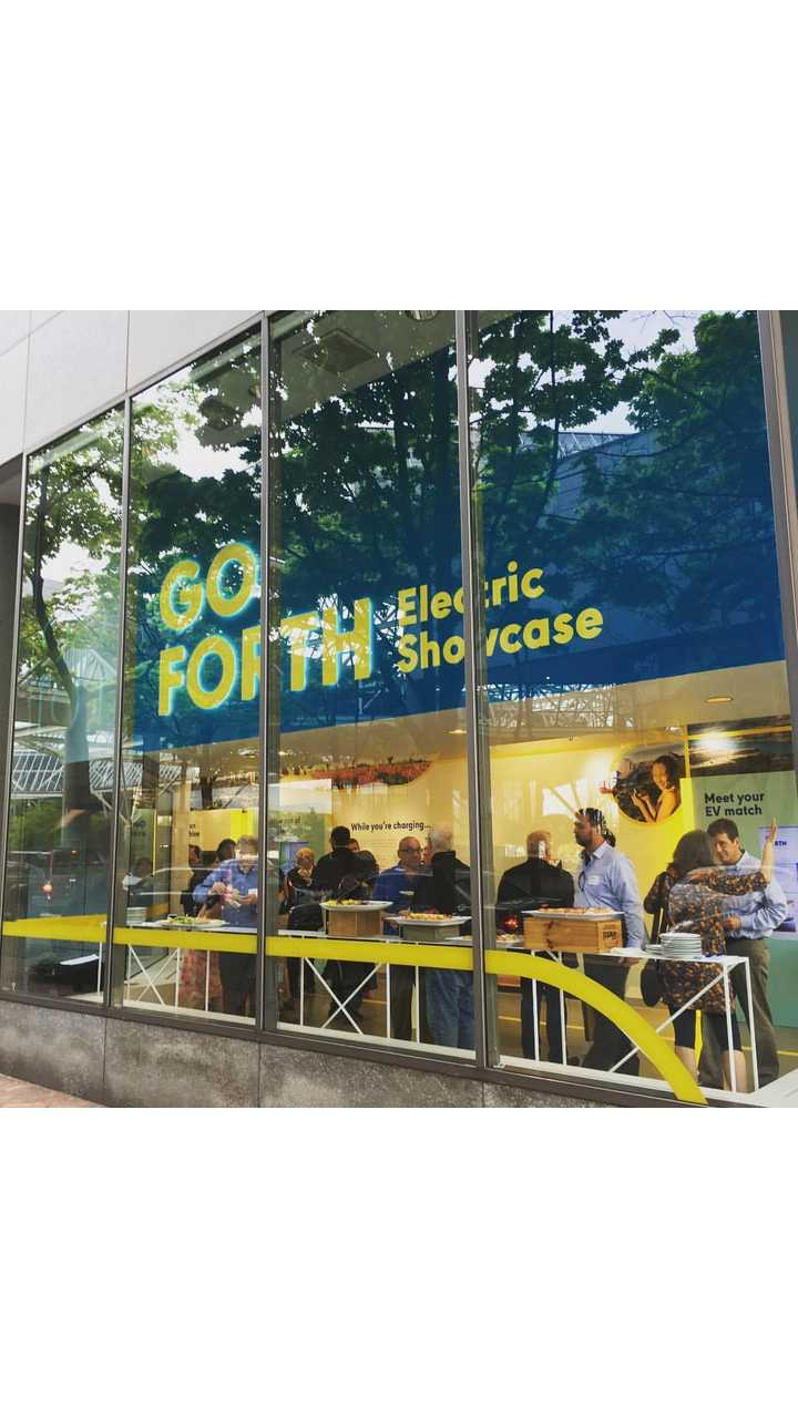 Portland Becomes Home To U.S.' First Electric Showcase