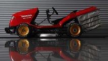 Honda Çim Biçme Makinesi