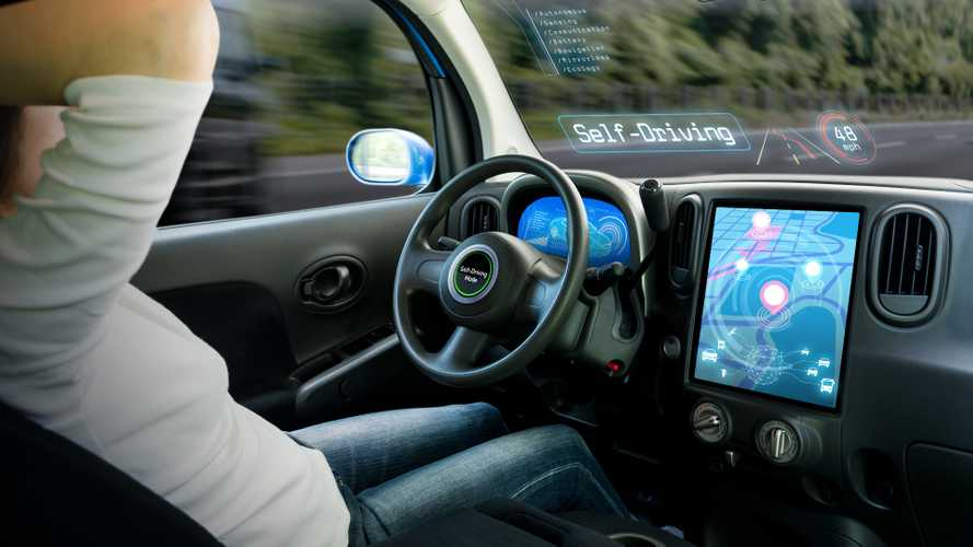 Autonomous cars could be worth £62bn to UK economy, report says