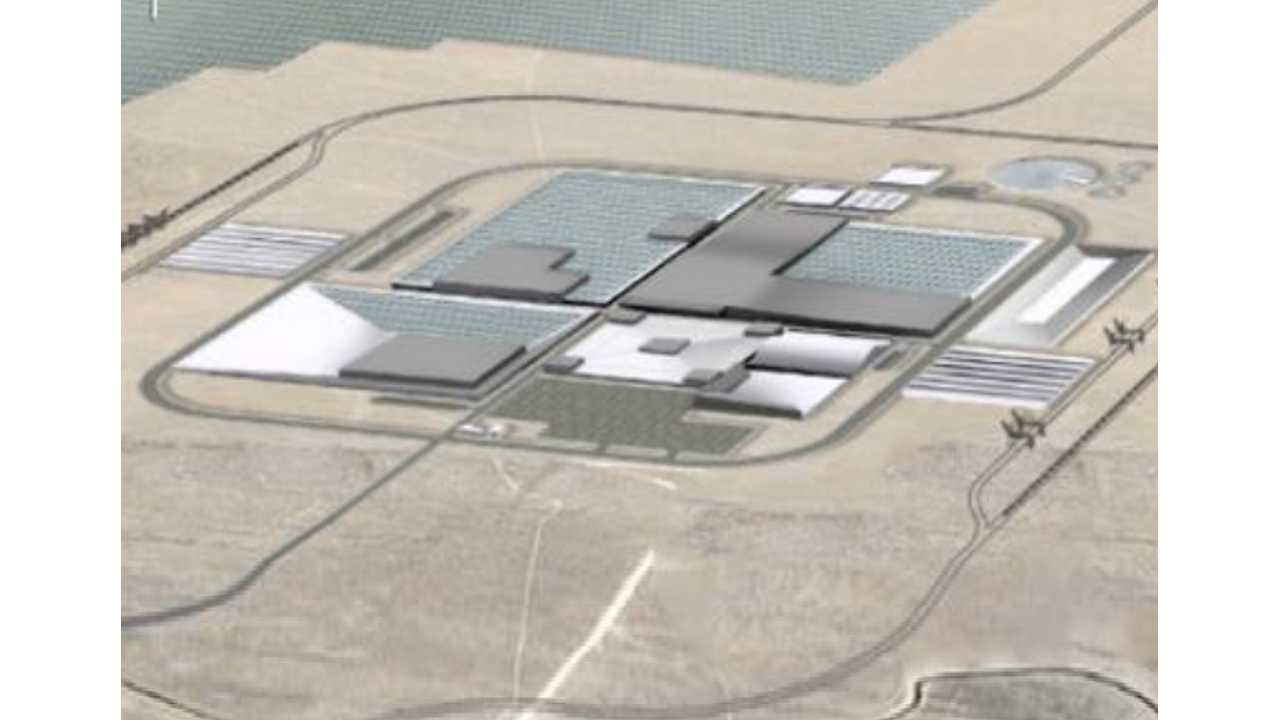 Tesla Signs Official Gigafactory Deal With Panasonic