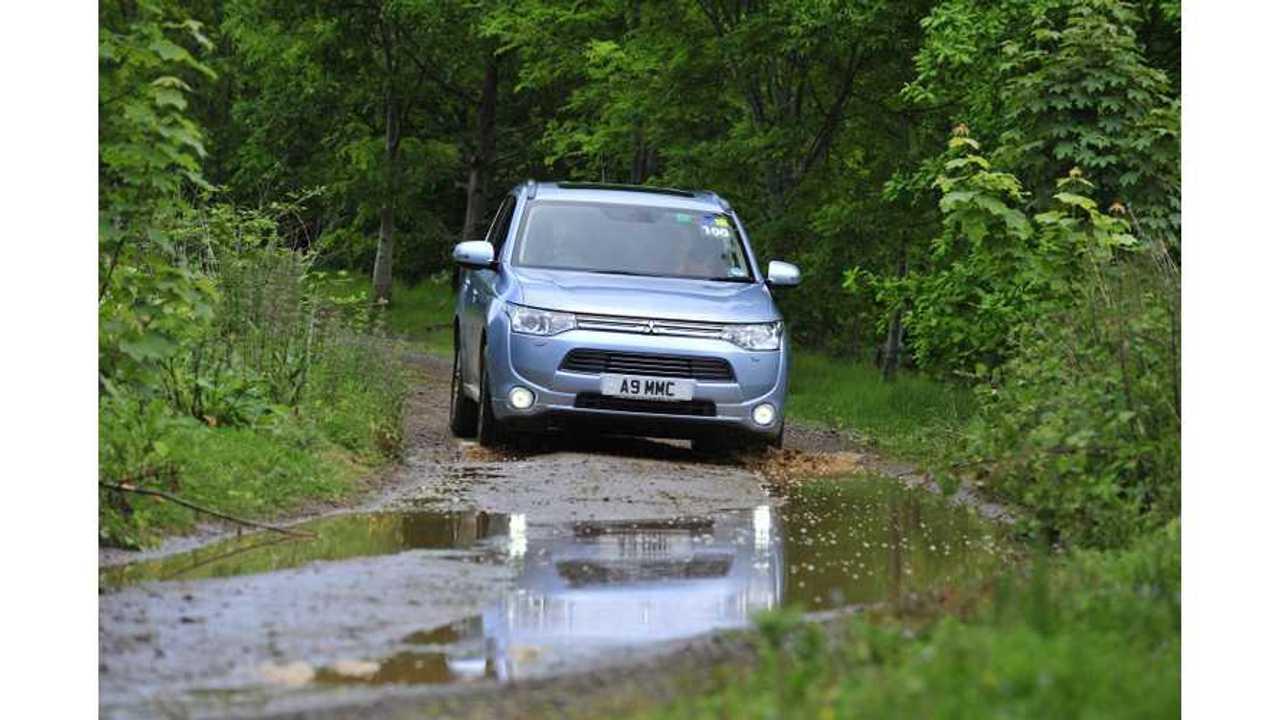 Mitsubishi Outlander PHEV Global Sales Surpass 26,000 (94% in Japan and Netherlands)