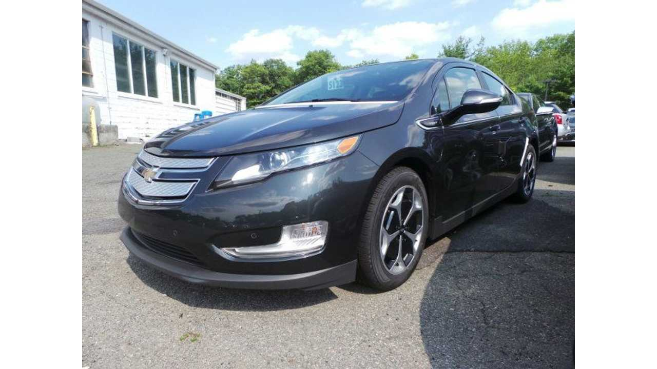 Chevrolet Volt Sales In US Continue To Improve - Over 2,000 Moved In July