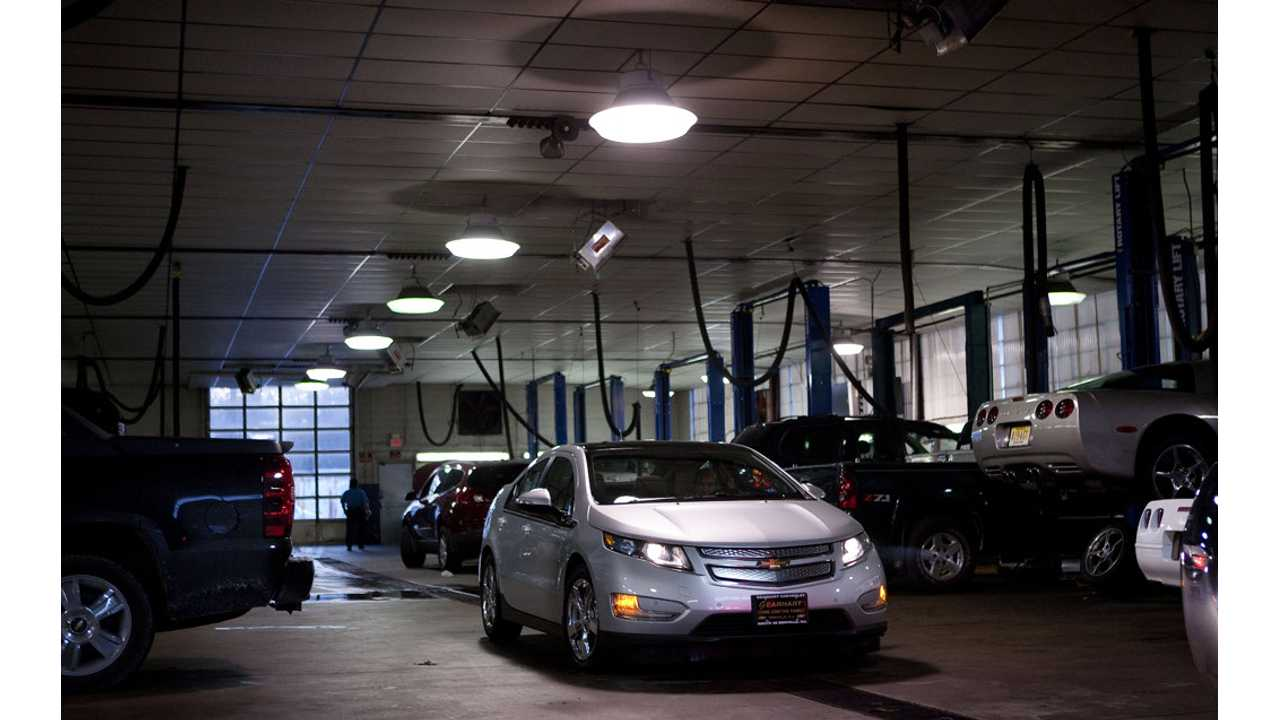 Some 2012-2013 Chevy Volts Need Battery Cooling System Fix