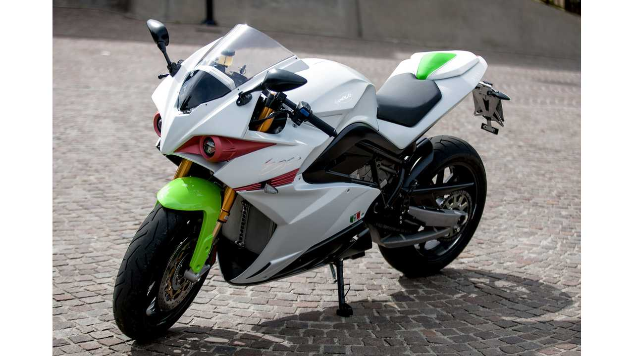 CRP Group Aims For 500 Energica EGO Electric Motorcycle Sales In First Year (w/videos)