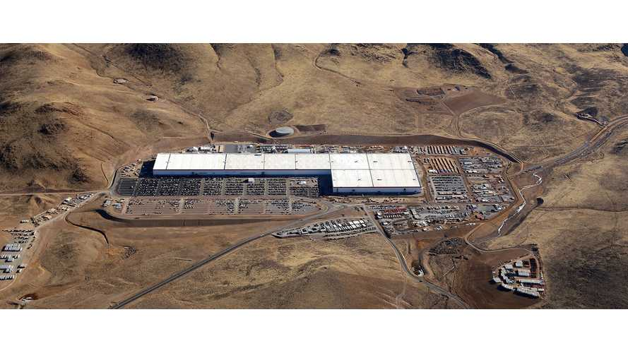 Panasonic Ups Battery Cell Production At Gigafactory