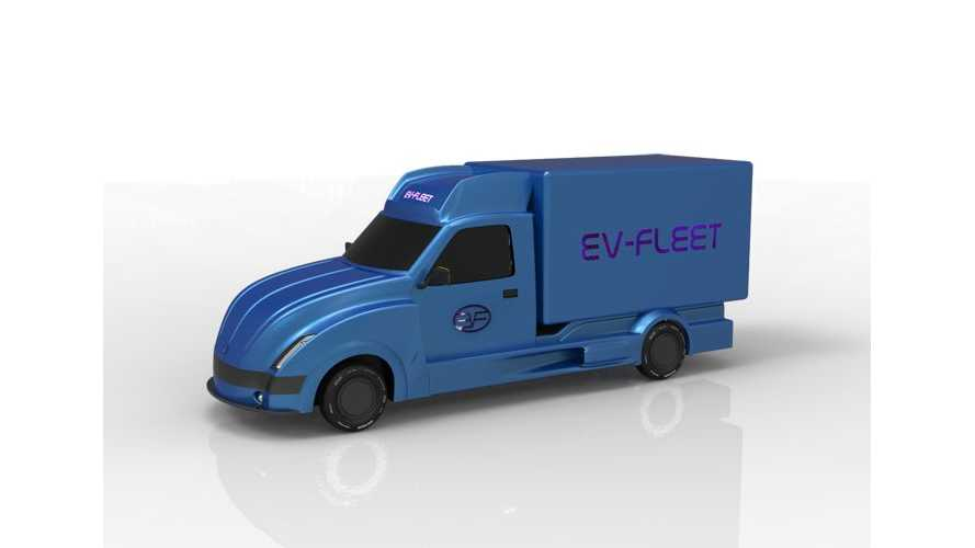 EV Fleet Condor Has 12,000 Orders