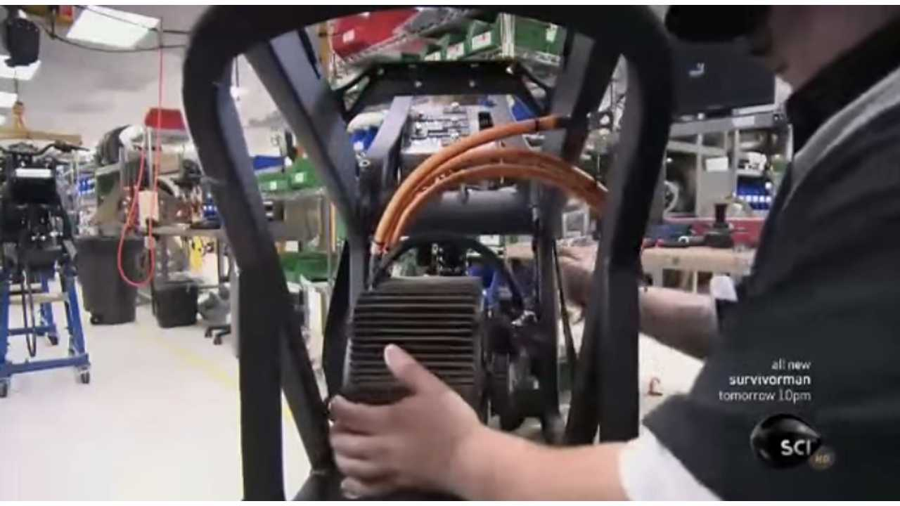 How It's Made: Zero Motorcycles (video)