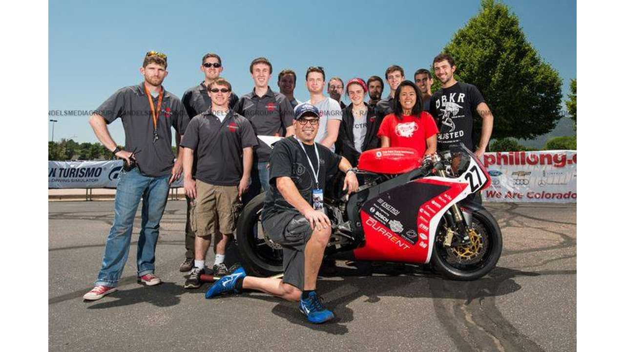 2015 Pikes Peak Report and Update: The (IEVs Favorites) Electric Roster