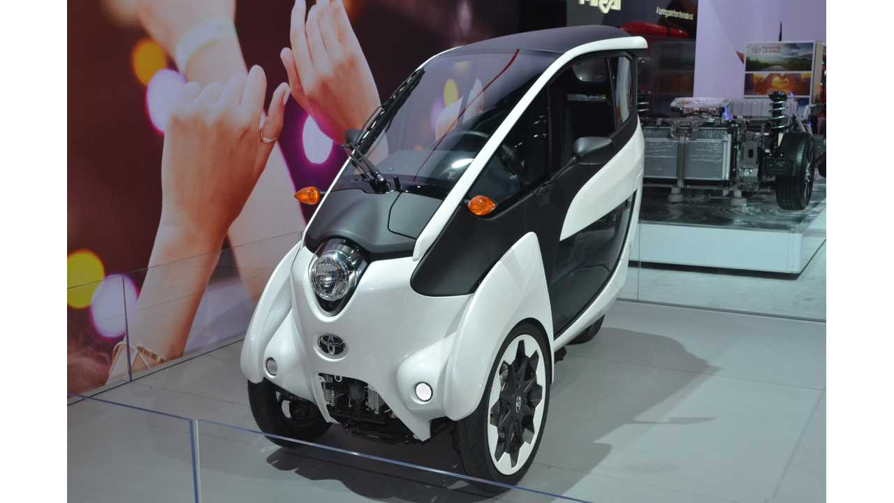 Toyota Adds News In-House EV Team For