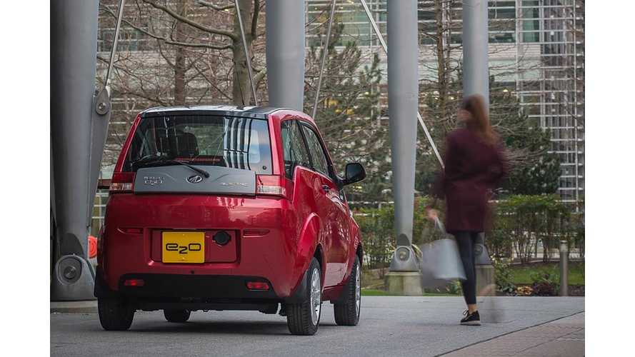 Mahindra Going Electric-Only In UK