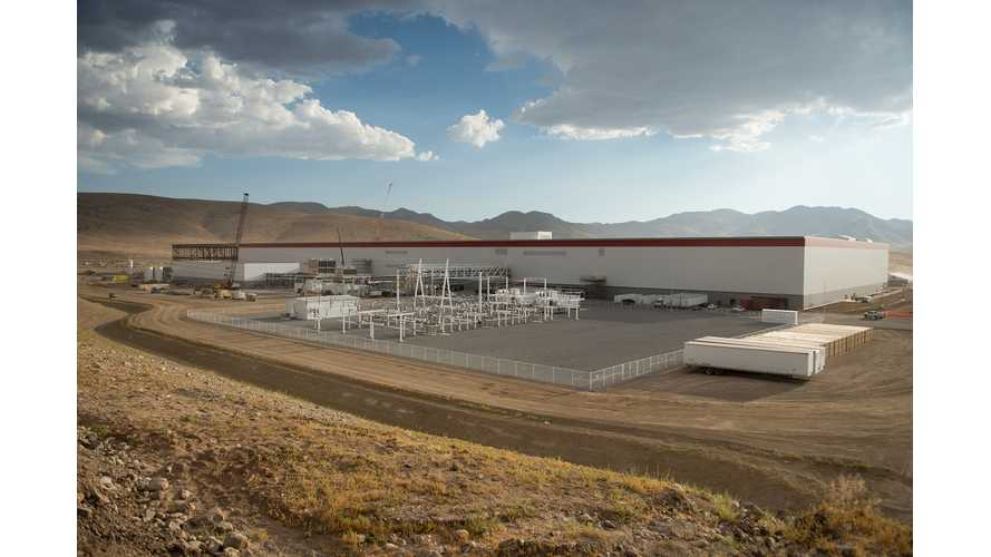 Tesla Gigafactory Permits Since July 2016 Total Nearly $100 Million In New Construction