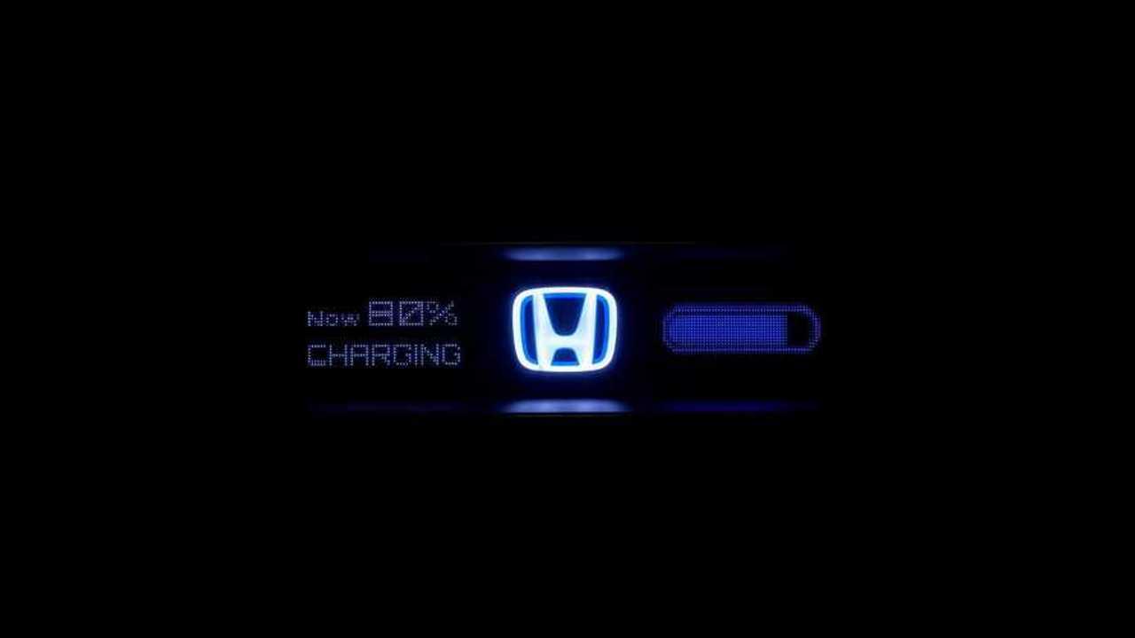 Honda Shows Urban EV Concept Teaser Ahead Of Frankfurt Debut