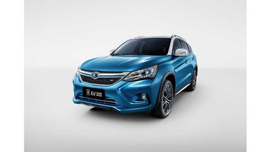 BYD Sets Plug-In EV Sales Record In July - 11,200 Sold!