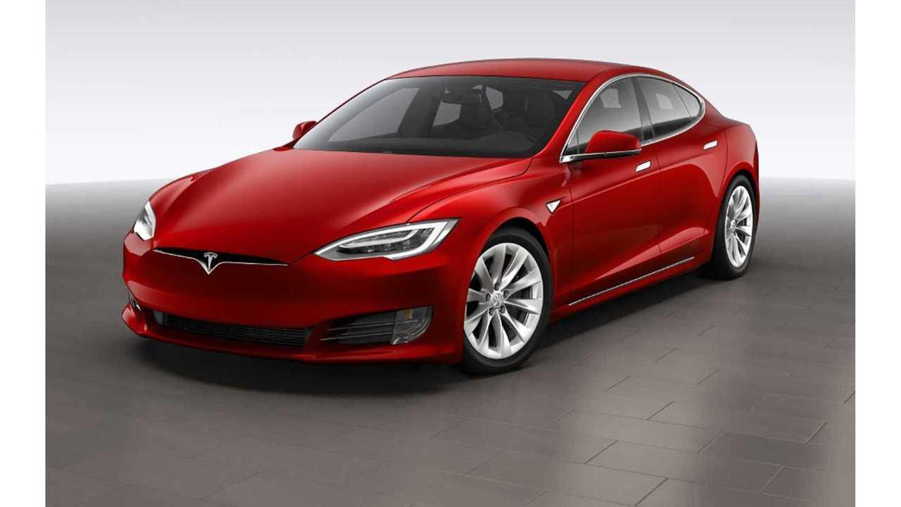Tesla model s refresh red 23