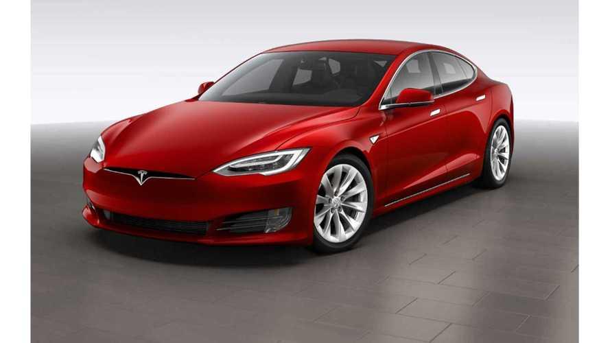 Tesla Model S Range Update: Now Up To 294 Miles