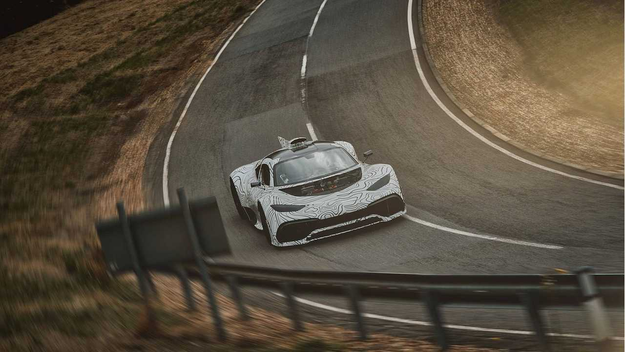 AMG: Project One Probably Faster Than Porsche 919 At The 'Ring