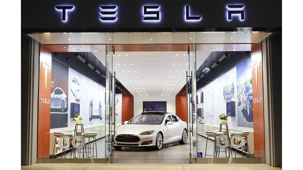Pennsylvania Passes Legislation To Allow 5 Tesla Stores Statewide