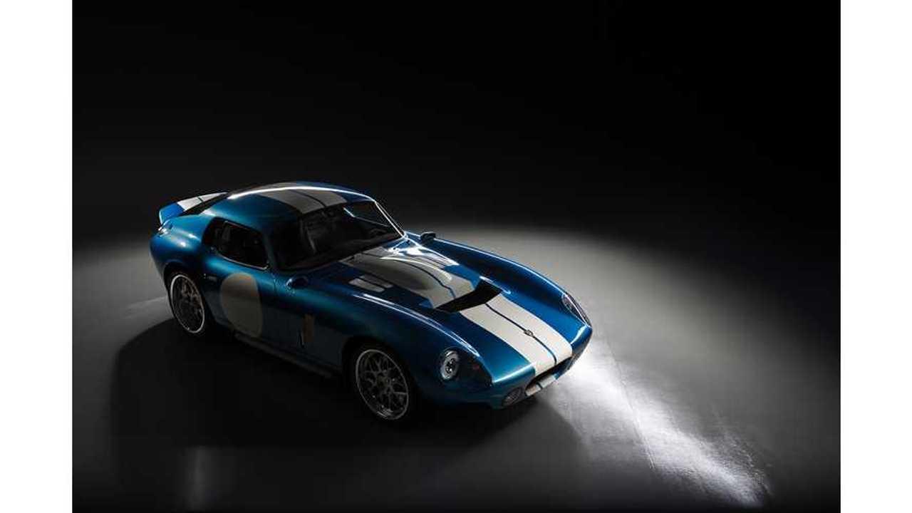 XCAR Video: Renovo Motors Electric Coupe