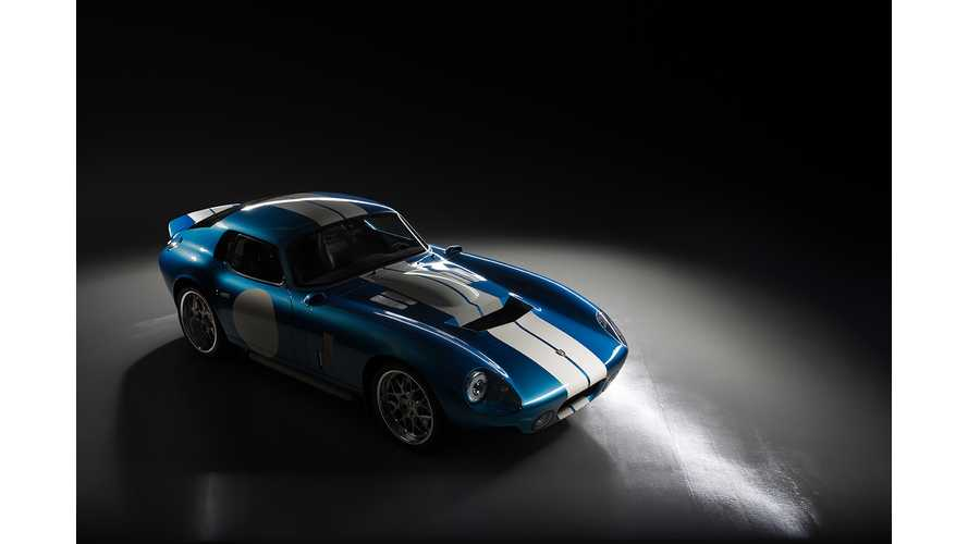 XCAR Video: Renovo Motors Electric Coupe