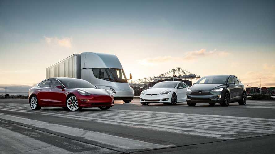 Tesla Owns 80 Percent Of U.S. BEV Sales After Another Profitable Quarter