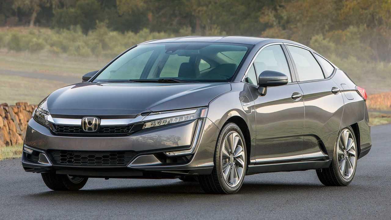 Honda Clarity PHEV U.S. Sales Edge Out Toyota Prius Prime