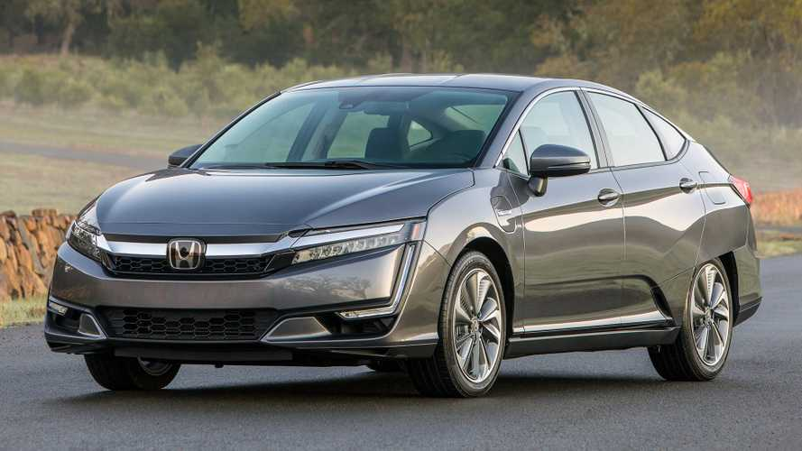 Honda Clarity PHEV U.S. Sales Edge Out Toyota Prius Prime