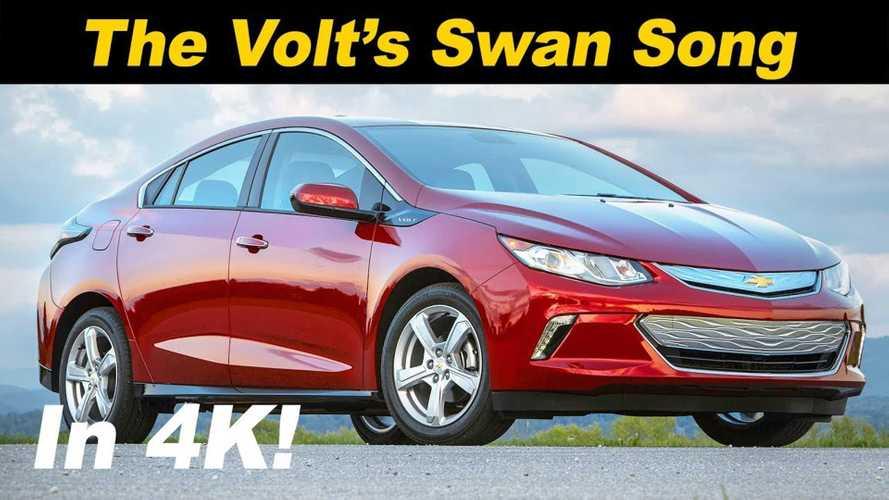 2019 Chevy Volt Review: Alex On Autos Video