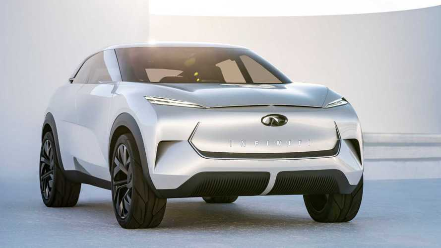 Infiniti QX Inspiration Previews Upcoming Electric SUV