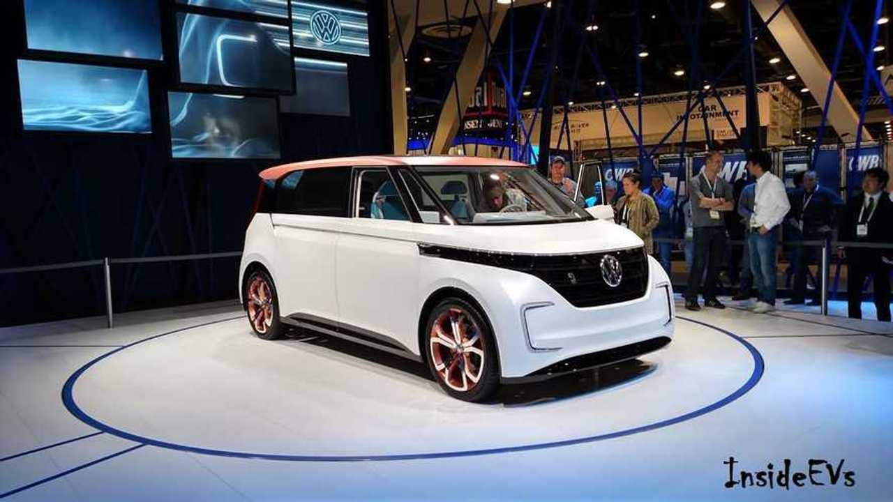 Volkswagen Budd-e Concept Review