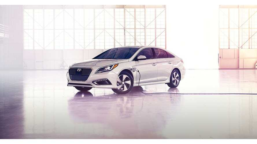 Hyundai Sonata Plug-in Hybrid Review - Video