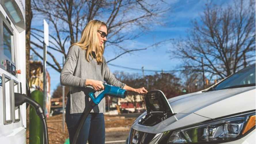 Duke Energy Proposes $76M EV Charging Program In North Carolina
