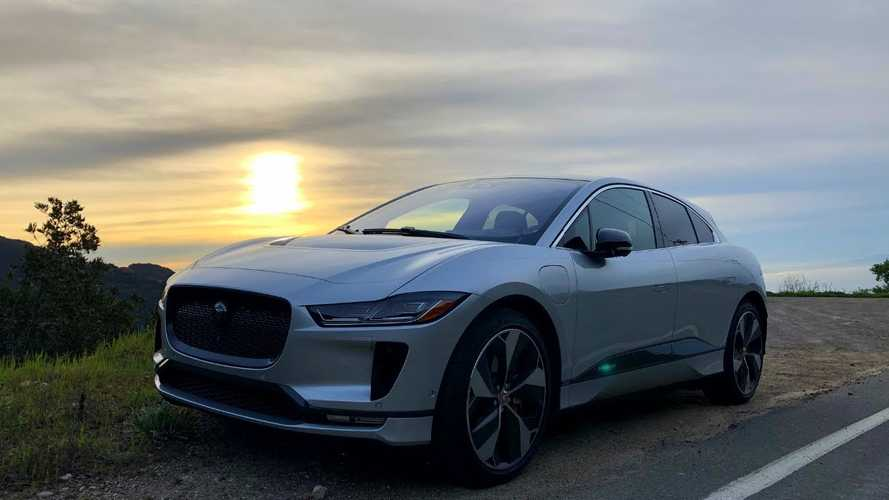 What Does A True Gearhead Think Of The Jaguar I-Pace: Video Review