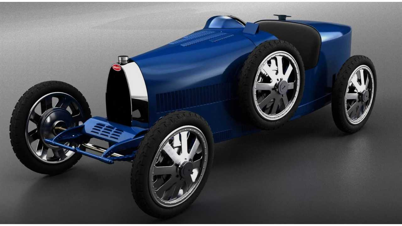 This Rear-Wheel-Drive Electric Bugatti Costs Only $33,800