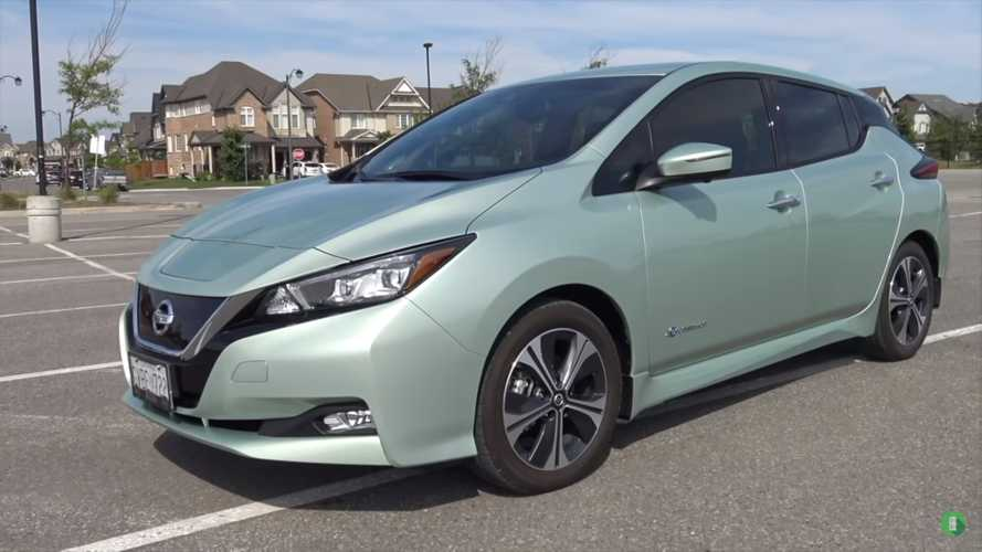 2018 Nissan LEAF Two-Month Owner's Review