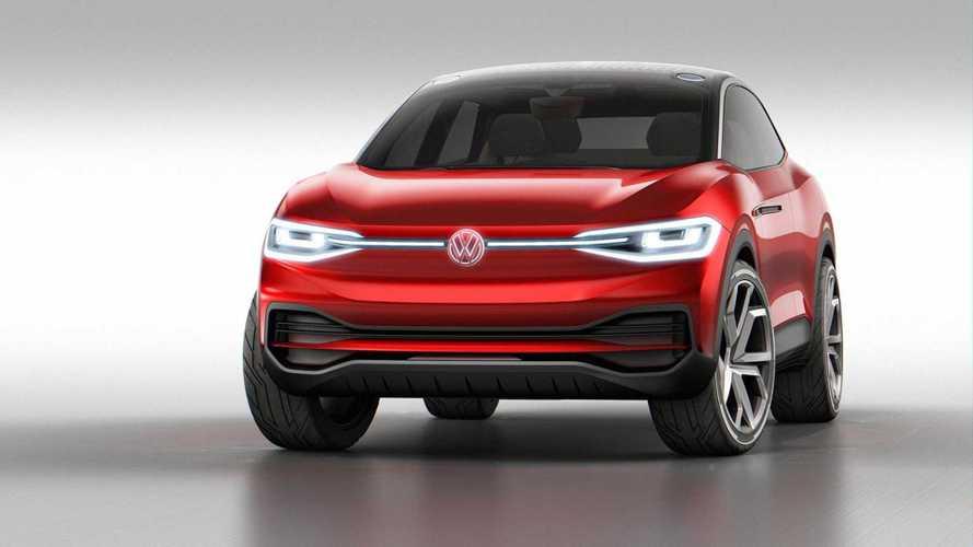 Volkswagen I.D. Crozz Concept Boasts 311-Mile Range, AWD