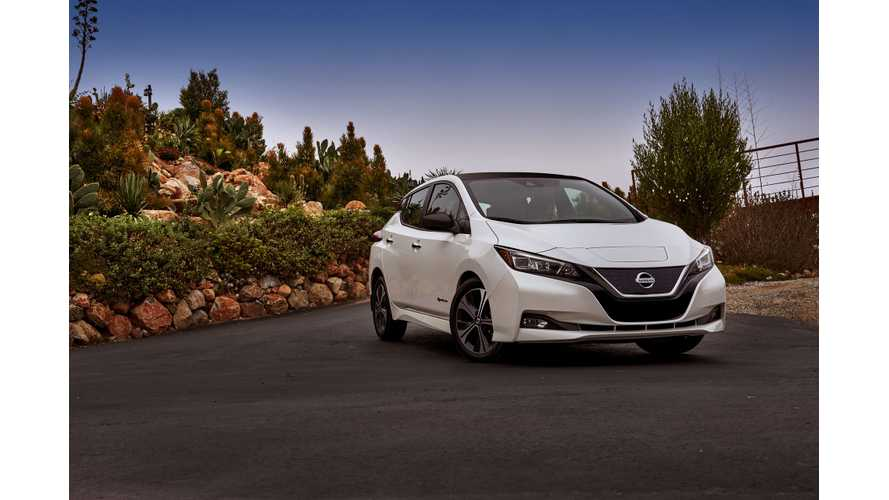 Trusted Source Says 60-kWh Nissan LEAF Will Have 225-Plus Mile Range